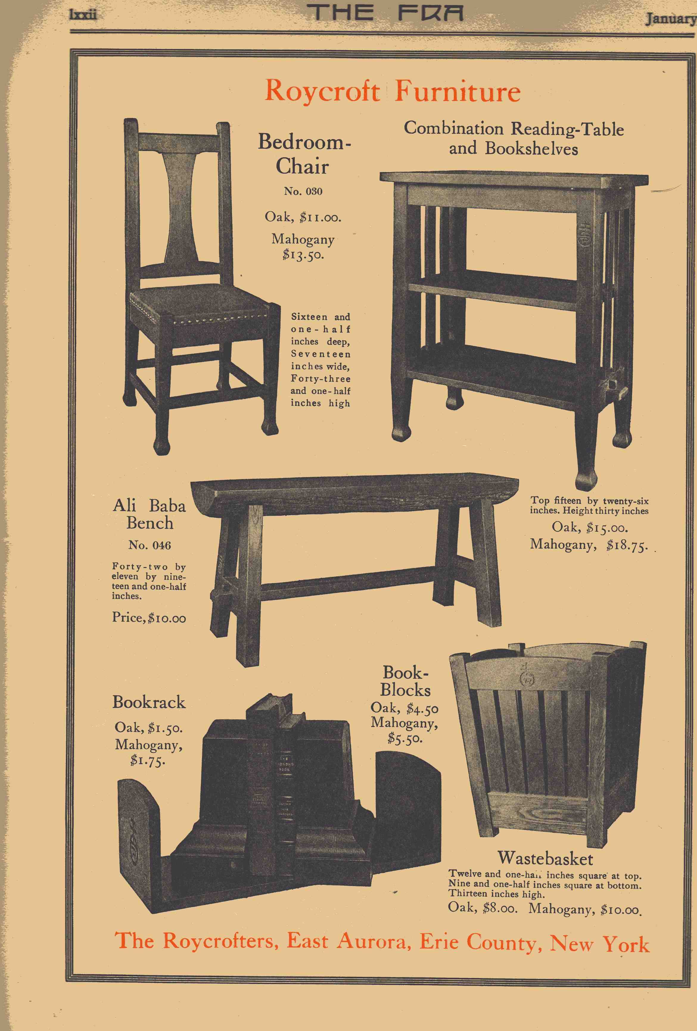 Furniture Ad